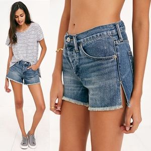 Urban Outfitters BDG Mid-Rise Breezy Denim Shorts